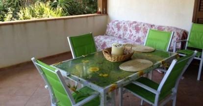 Holiday House Corallo - Verand