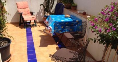 Holiday House Mary - Terrace