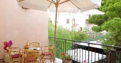 Aegusa Hotel - Room balcony