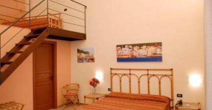 Aegusa Hotel - Room