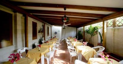 Albergo Bouganville - Restaurant