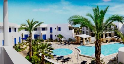 Cala la Luna Village - Second pool view