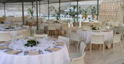 Cave Bianche Hotel - Restaurant