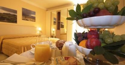 Grand Hotel Florio - Room Breakfast
