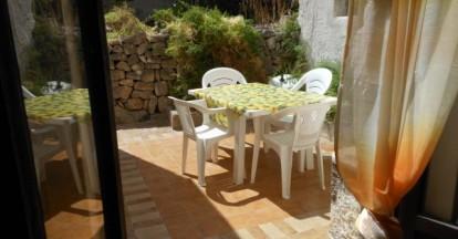 Holiday House Favignana - Terrace