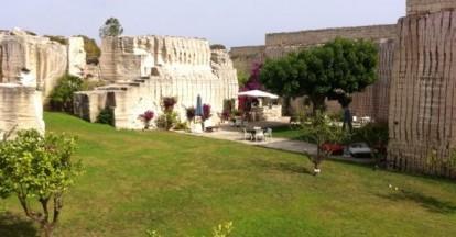 Hotel delle Cave - Garden