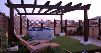 Hotel Il Portico - Roof terrace