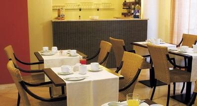 Insula Hotel - Breakfast room